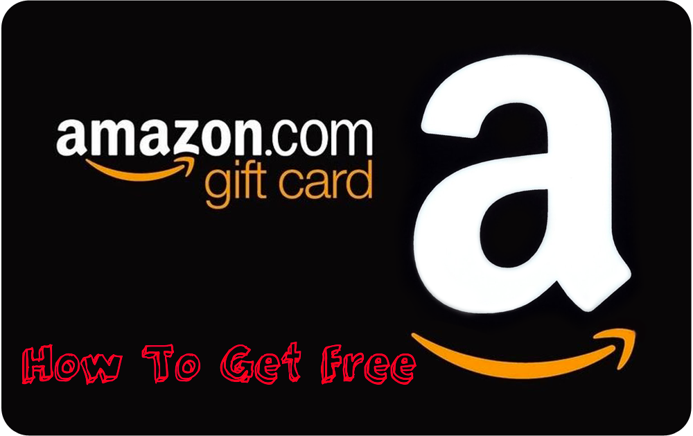 How to get free Amazon gift card